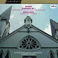 Samuel Barber - Symphony No. 1 Overture To