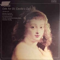 Georg Friedrich Handel - Ode For St. Cecilia's Day