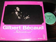 Gilbert Bécaud - International