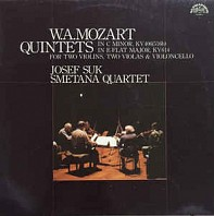 Wolfgang Amadeus Mozart - Quintets In C Minor, KV406 (516b) & In E-Flat Major, KV614