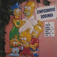 Various Artists - Simpsonovic rodinka