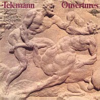 Georg Philipp Telemann - Ouvertures
