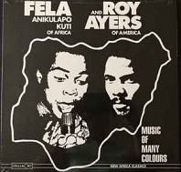 Fela Anikulapo Kuti - Music Of Many Colours, feat. Roy Ayers