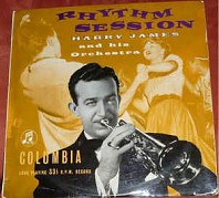 Harry James And His Orchestra - Rhythm Session With Harry James