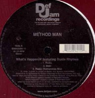 Method Man - What's Happenin'