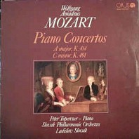 Wolfgang Amadeus Mozart - Piano Concertos A Major K. 414 - C Minor K. 491