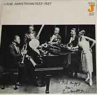 Louis Armstrong - Louis Armstrong 1923 - 1927