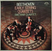 Ludwig van Beethoven - Early String Quartets Op.18