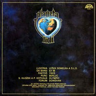 Various Artists - Planeta lidí