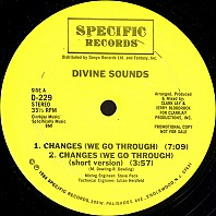Divine Sounds - Changes / Do Or Die Bed Sty