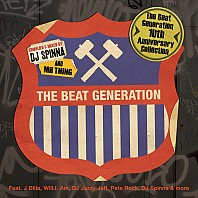 DJ Spinna & Mr. Thing ‎ - The Beat Generation 10th Anniversary Collection