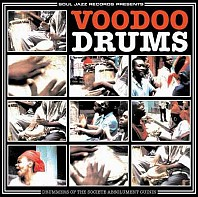 Drummers Of The Societe Absolument Guinin - Voodoo Drums