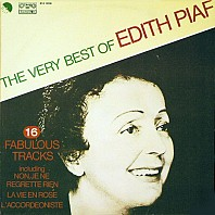 Edith Piaf - The Very Best Of Edith Piaf