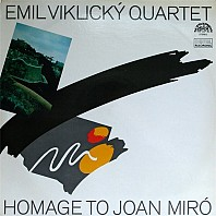 Emil Viklický Quartet - Homage To Joan Miró
