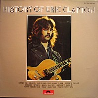The History Of Eric Clapton