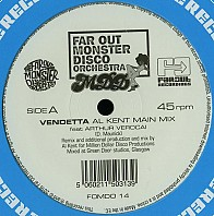 Far Out Monster Disco Orchestra Feat. Arthur Verocai - Vendetta (Al Kent Remixes)