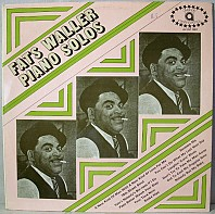 Fats Waller - Piano Solos
