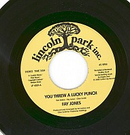 Fay Jones - You Threw A Lucky Punch / Lost In The Wind