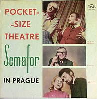 Ferdinand Havlík And His Semafor Theatre Orchestra - Pocket-Size Theatre Semafor In Prague