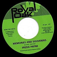 Freda Payne - Memories And Souvenirs / Only Minutes Away