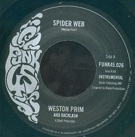 Weston Prim And Backlash - Spider Web / Simmerin'