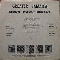 Greater Jamaica Moon Walk - Reggay