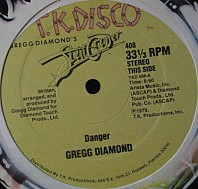 Gregg Diamond - Danger