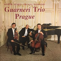 Guarneri Trio Prague - Dvořák - Dumky / Smetana - Piano Trio