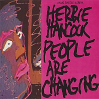 Herbie Hancock - People Are Changing