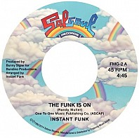 Instant Funk, Gaz - The Funk Is On / Sing Sing