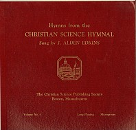 J. Alden Edkins - Hymns From The Christian Science Hymnal Volume No. 5