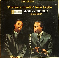 Joe & Eddie - There's A Meetin' Here Tonite