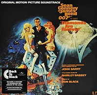 John Barry ‎ - Diamonds Are Forever (Original Motion Picture Soundtrack)