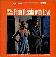 John Barry ‎ - From Russia With Love (Original Motion Picture Soundtrack)