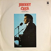 Johnny Cash - Greatest Hits Vol. 2