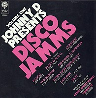 Johnny D - Disco Jamms - Volume One
