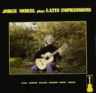 Jorge Morel - Jorge Morel plays latin Impressions