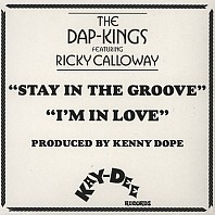 The Dap-Kings Featuring Ricky - Stay In The Groove/I'm In Love