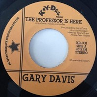 Gary Davis - The Professor Is Here / The Pop