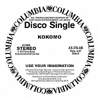 Kokomo - Use Your Imagination (Danny Krivit Edit)