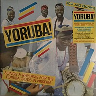 Konkere Beats - Yoruba! Songs & Rhythms For The Yoruba Gods In Nigeria