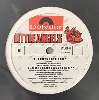 Little Angels - Boneyard / Fortunate Son / Sweet Love Sedation