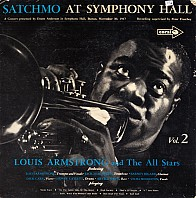 Louis Armstrong And The All-Stars - Satchmo At Symphony Hall Vol. 2
