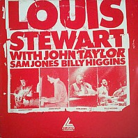 Louis Stewart With John Taylor, Sam Jones, Billy Higgins - I Thought About You