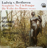Ludwig van Beethoven / Czech Philharmonic Orchestra - Symphony No. 2 In D Major, Die Weihe Des Hauses / Overture