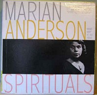 Marian Anderson With Franz Rupp - Spirituals