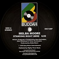 Melba Moore - Standing Right Here / Make Me Believe In You