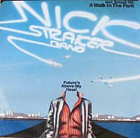Nick Straker Band - Future's Above My Head