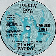 Planet Patrol - Danger Zone