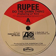 Rupee - Do The Damn Thing